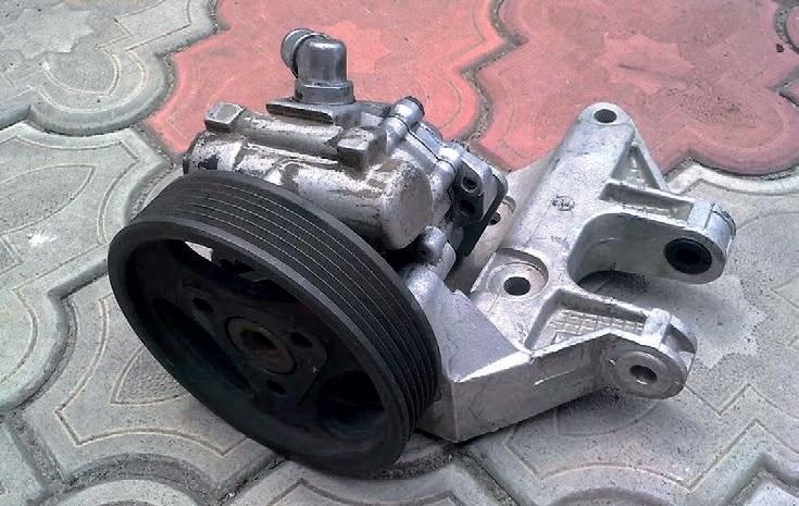 ремонт гидравлического насоса в автомобиле мерседес