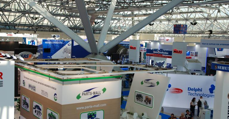 MIMS 2018 Automechanika Moscow