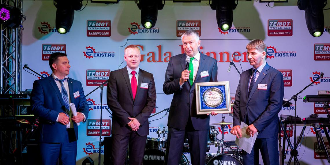 Российское подразделение TRW Aftermarket получило награду «Поставщик года»