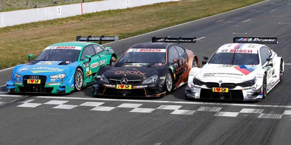 Bosch и DTM продлили контракт сотрудничества