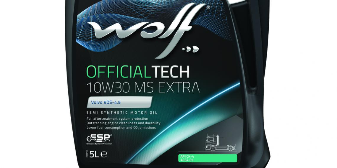Четыре новых моторных масла Wolf