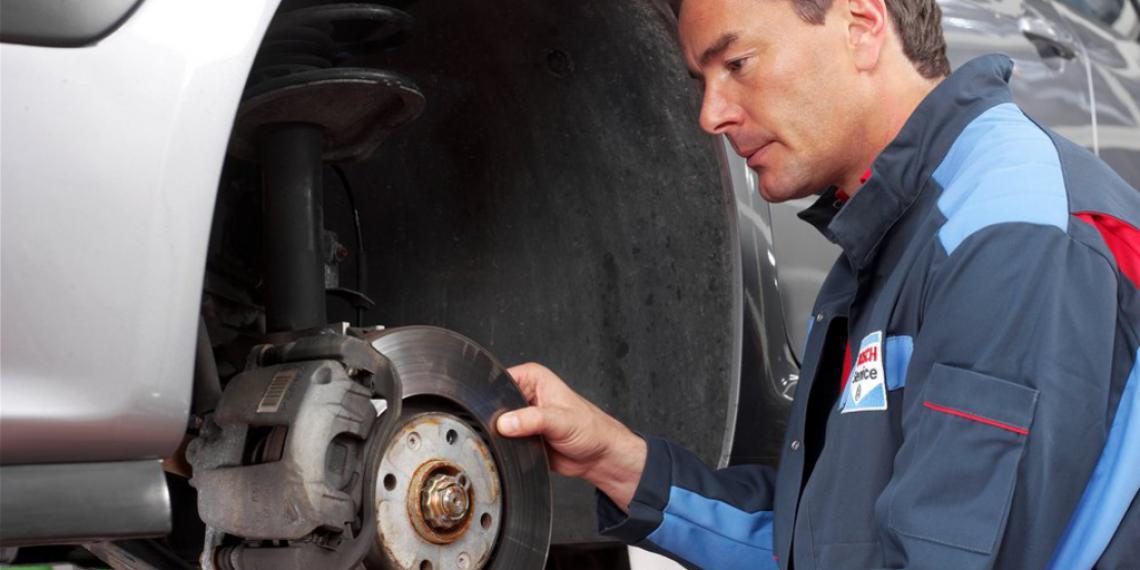 В тормозной системе важна исправная работа всех узлов
