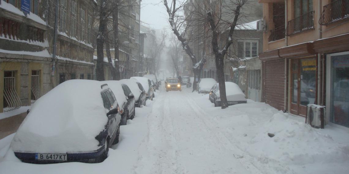 Зима – время испытаний