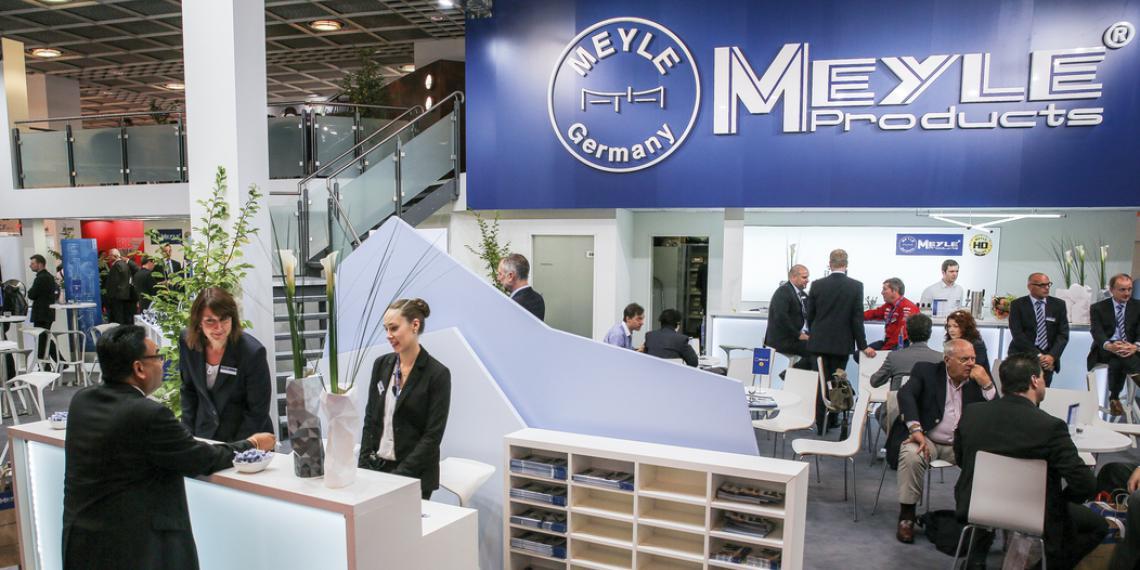 Automechanika-2016: MEYLE в новом цвете