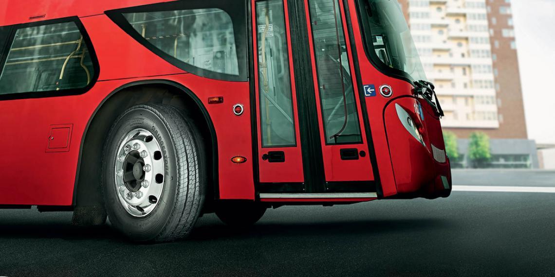 Bridgestone представляет новую шину U-AP 001 для городских автобусных перевозок