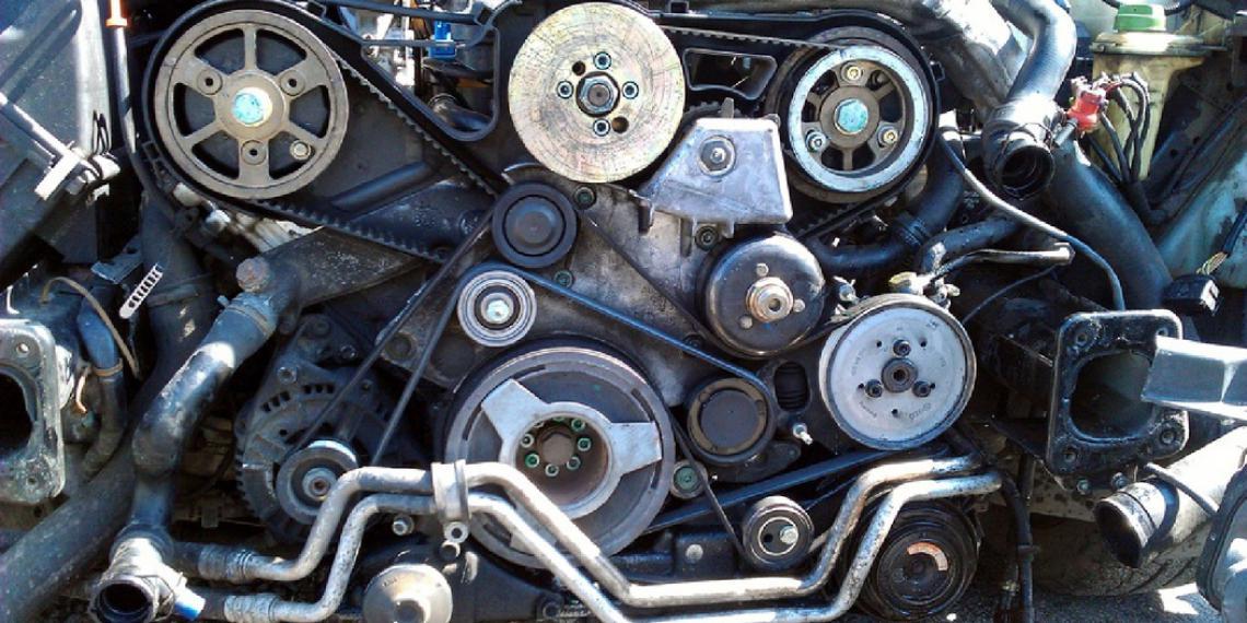 Ремни – детали, ставшие неотъемлемыми компонентами современного мотора