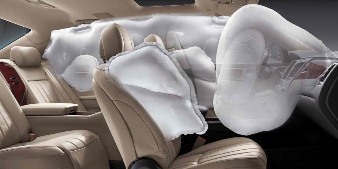 Проблемы управления подушками безопасности