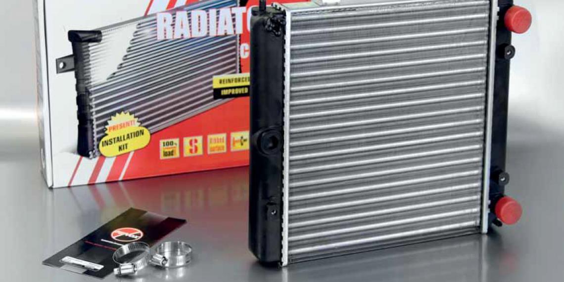 Хороший радиатор – залог эффективной работы системы охлаждения