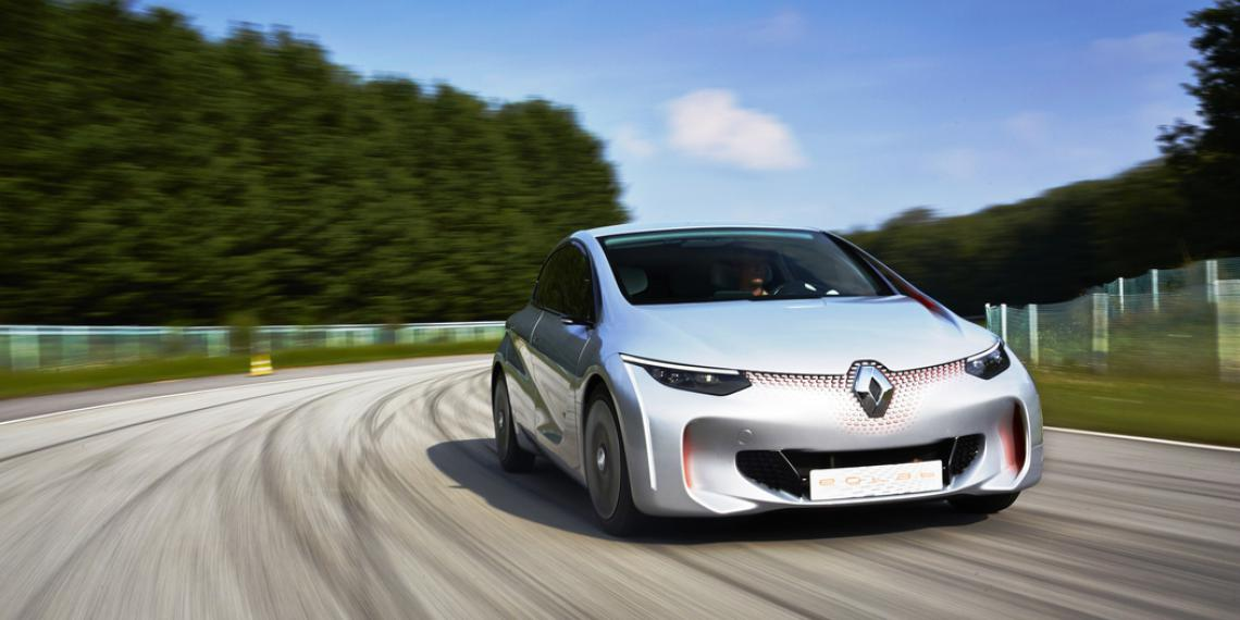 NTN-SNR получила награду за инновационную разработку для Renault EOLAB