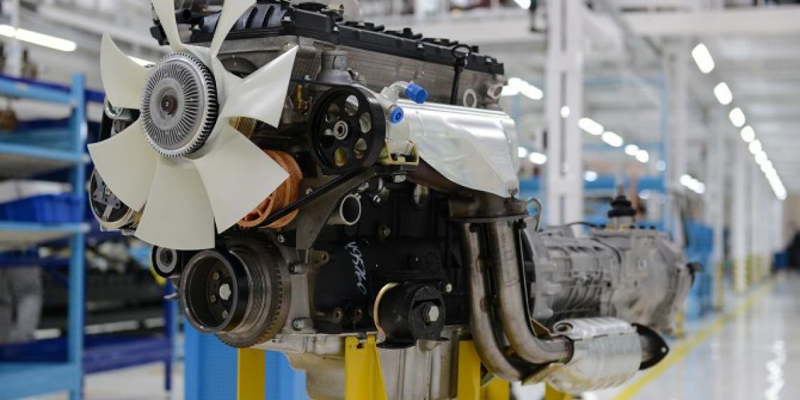 УМЗ планирует увеличить количество отгруженных товаров