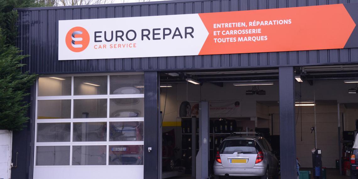 Continental начал сотрудничать с российской сетью Euro Repar Car Service