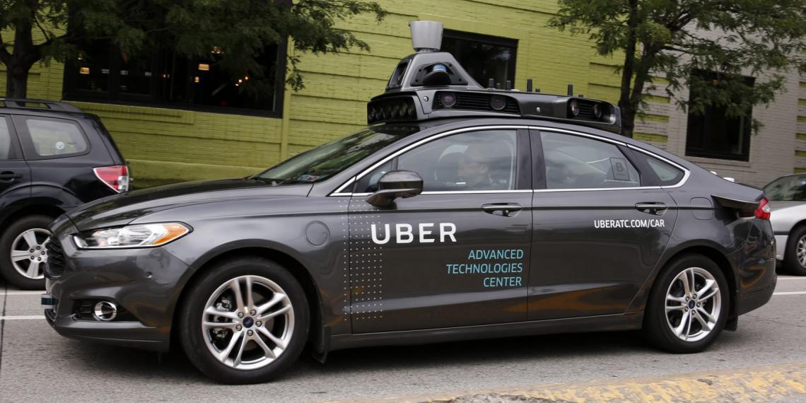 Uber продолжает инвестировать в беспилотные автомобили