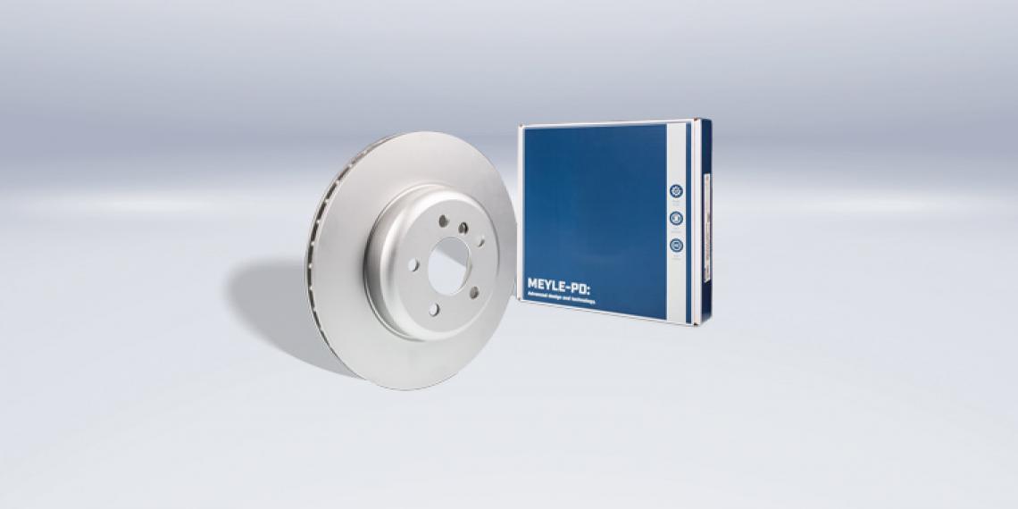 Тормозные диски MEYLE-PD с полным покрытием