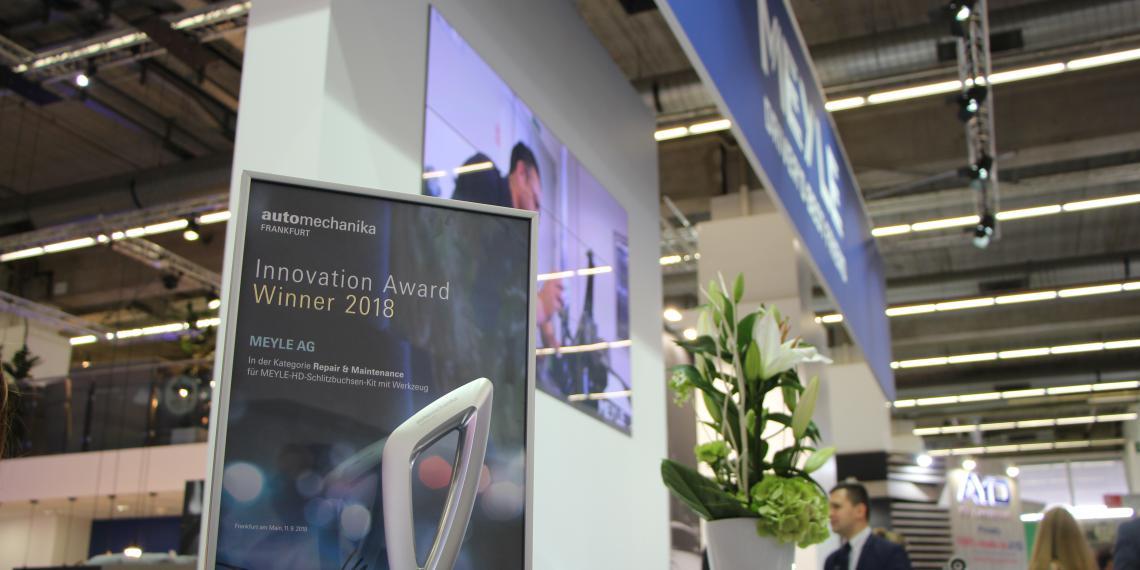 MEYLE наградили во Франкфурте
