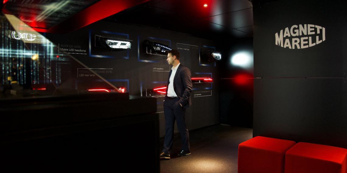 Современные технологии Magneti Marelli на выставке Automechanika Frankfurt