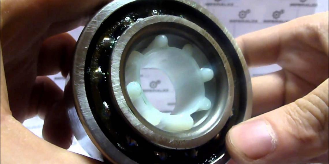 NSK выпустил ролики по замене ступичного подшипника