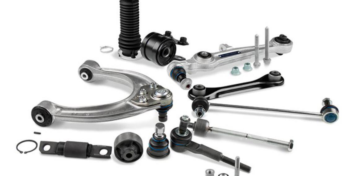 Carberry пополнила ассортимент деталей подвески и рулевого управления
