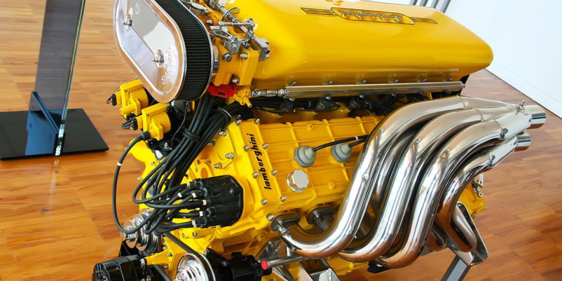 Двигатели: эволюция в деталях