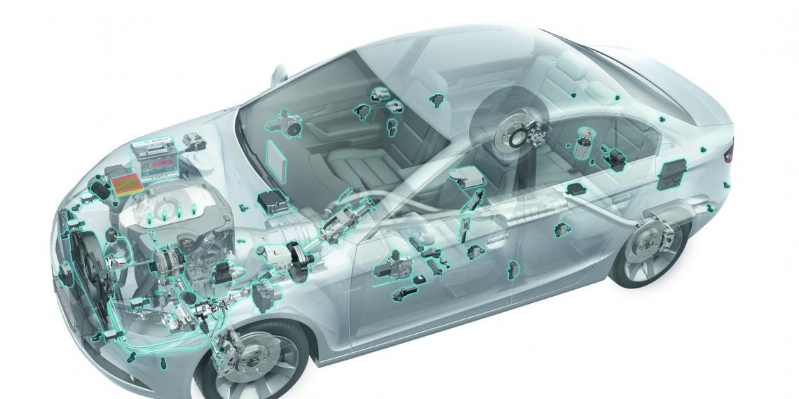 В новом проекте Bosch меняет детали бесплатно