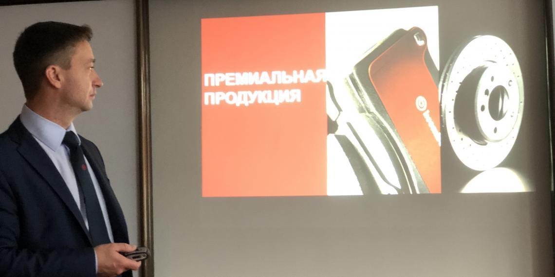 Brembo: мастер-класс в Воронеже