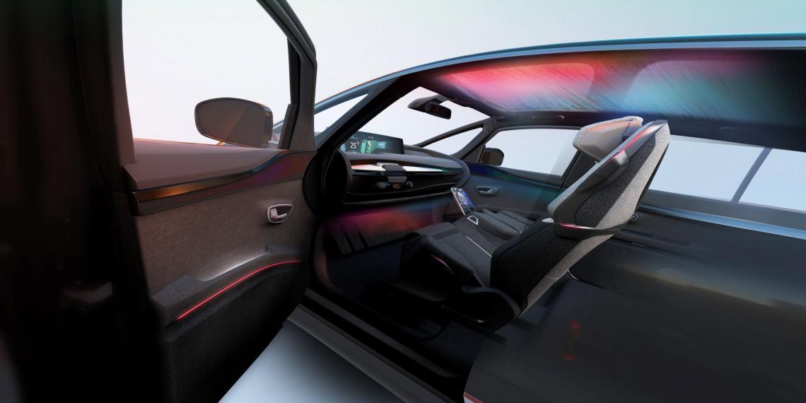 HELLA и Faurecia создают интерьер для автомобилей будущего
