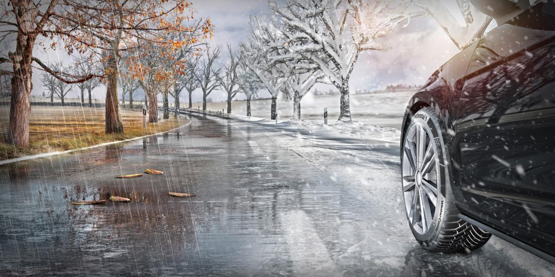 Новая зимняя шина Continental для динамичной езды