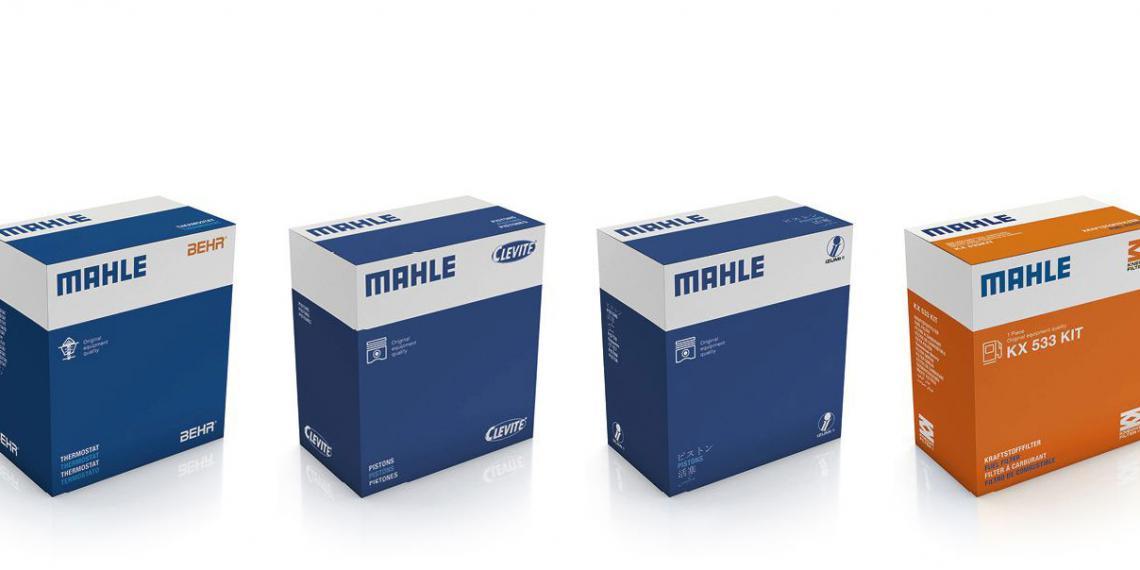 MAHLE обновит упаковку