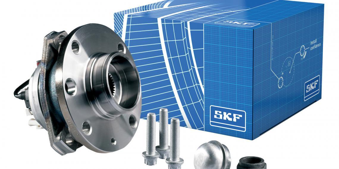 SKF пополнила ассортимент