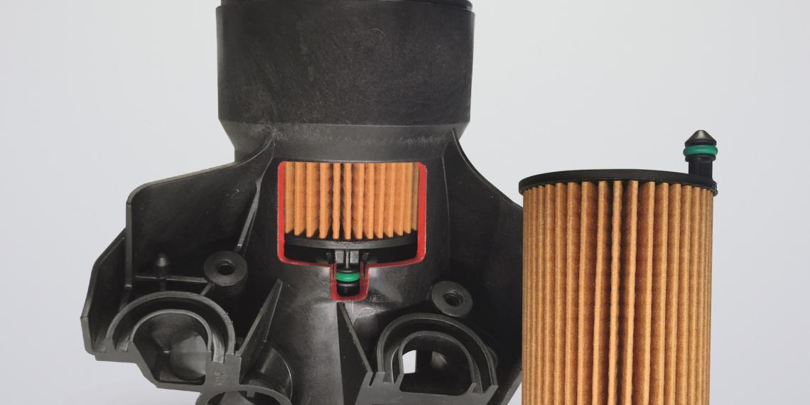 Hengst выпустил модуль масляного фильтра для двигателей VW