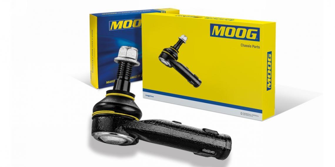 Детали Moog с новой технологией и в новой упаковке