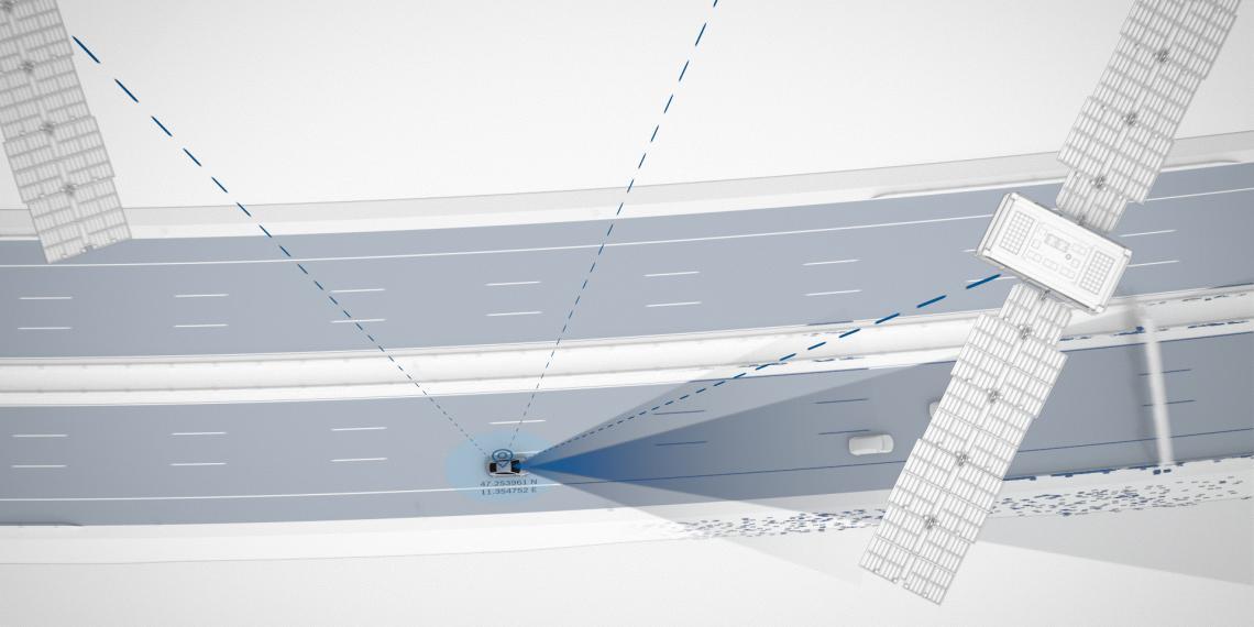 Bosch разработала собственный датчик движения и определения положения