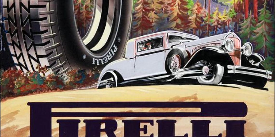 Pirelli выпустит шину спустя полвека