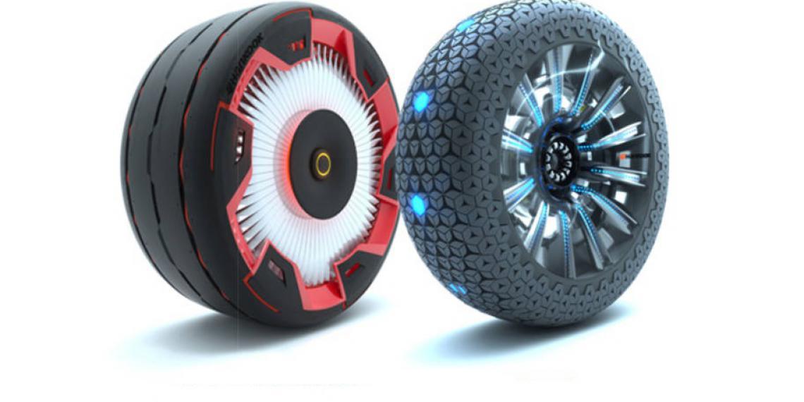 Hankook Tire покажет шины будущего