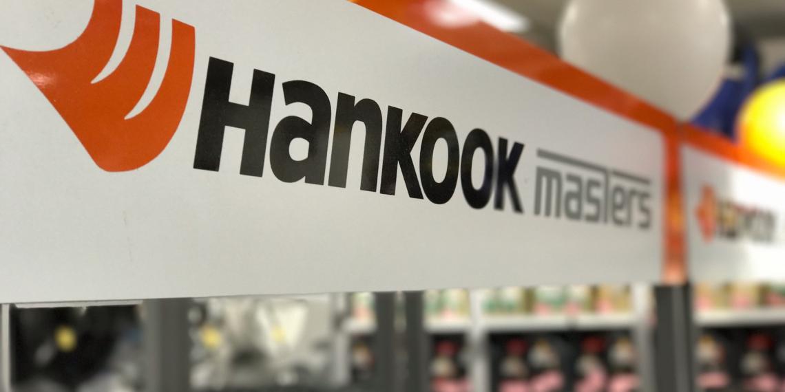 Hankook расширяет розничную сеть Hankook Masters