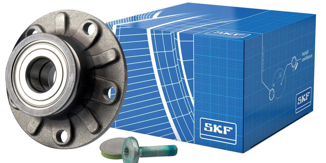 SKF внесла изменения в ассортимент