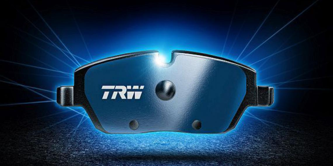 Новые колодки TRW для электрокаров