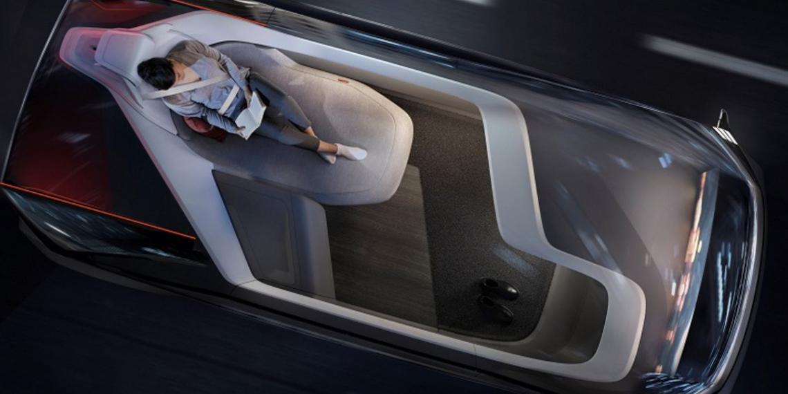 Volvo и Luminar показали датчик LiDAR