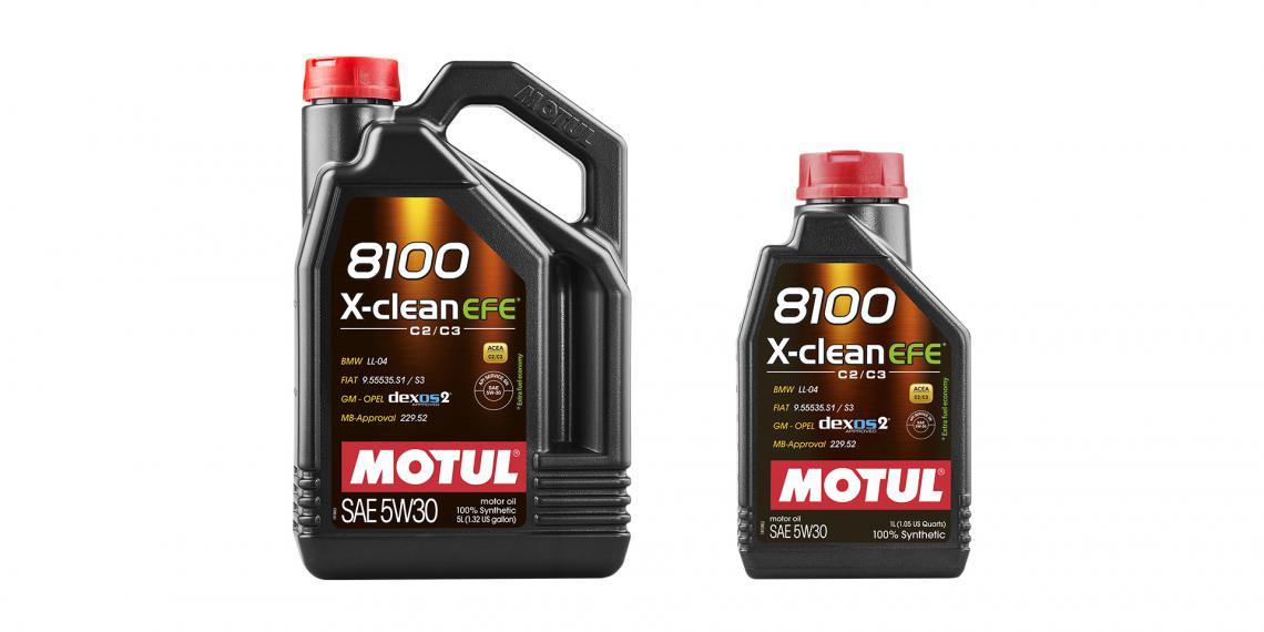 Новое моторное масло Motul