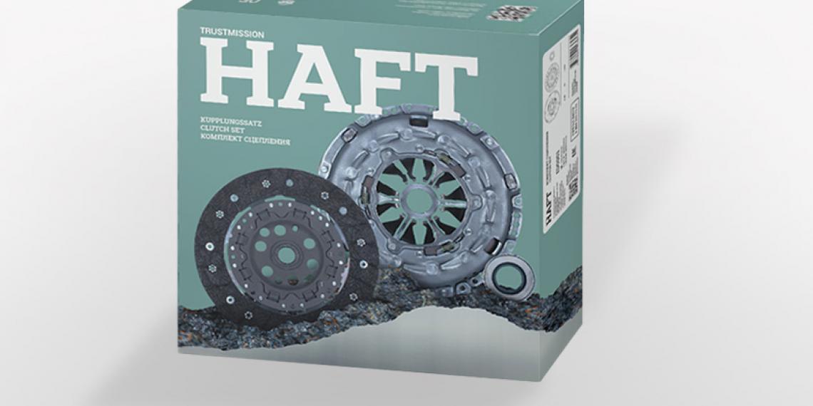 Carberry расширяет ассортимент комплектов сцепления HAFT