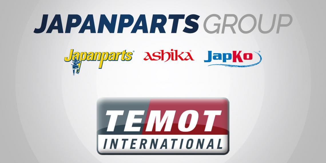 Japanparts и Temot объявили о новом партнерстве