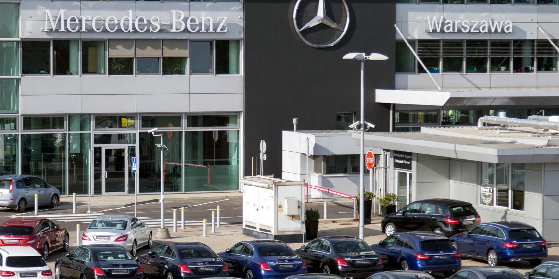Mercedes-Benz построит завод электрических батарей в Польше