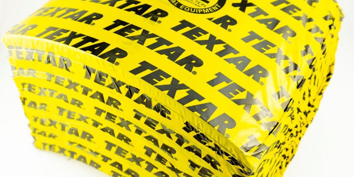 Новая упаковка тормозных накладок Textar