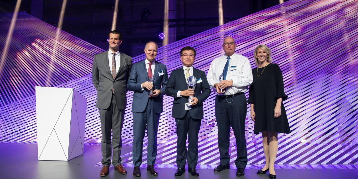 Webasto получила награду BMW Supplier Innovation Award
