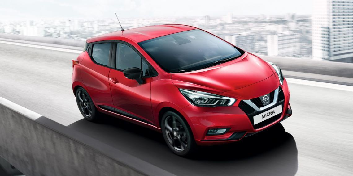 Новые двигатели для Nissan Micra