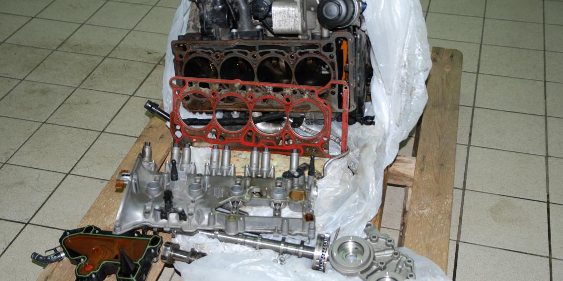Современный двигатель: можно ли починить?