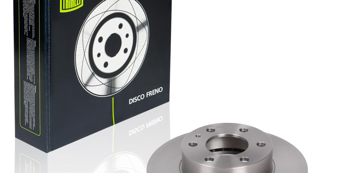TRIALLI расширяет ассортимент тормозных дисков