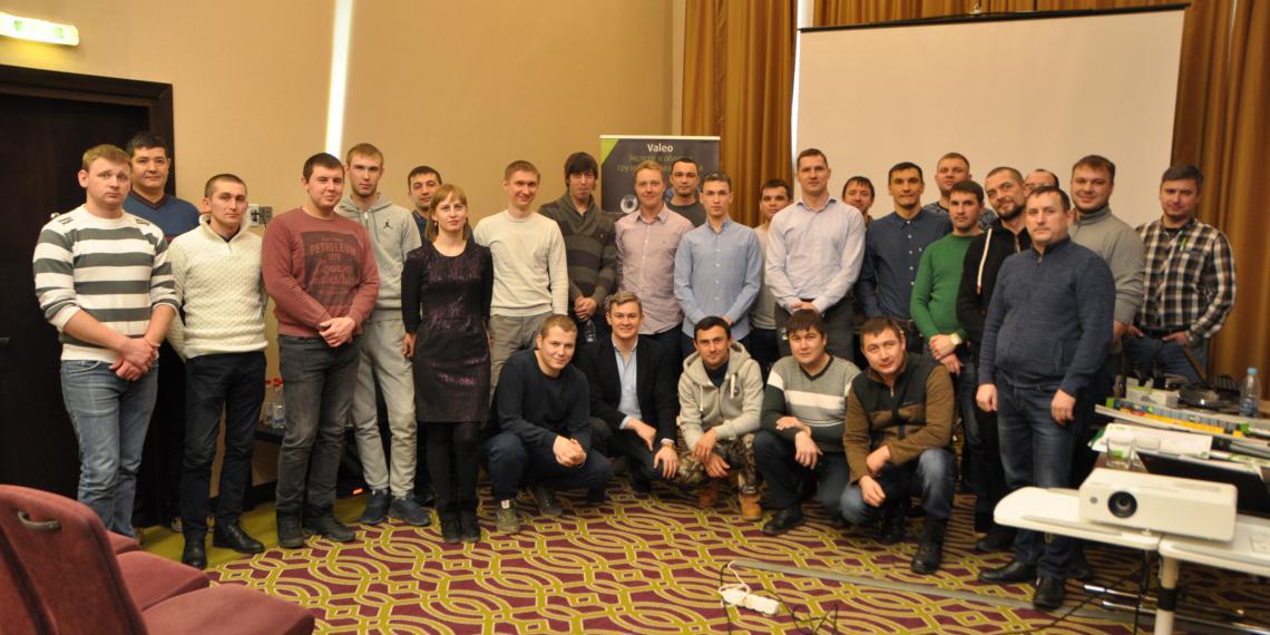 Valeo провела семинар в Казани