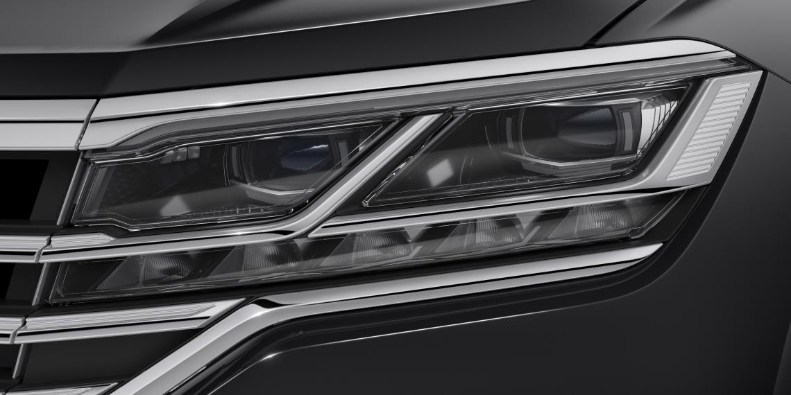 Уникальные светодиодные матричные  фары –инновационная  система освещения!
