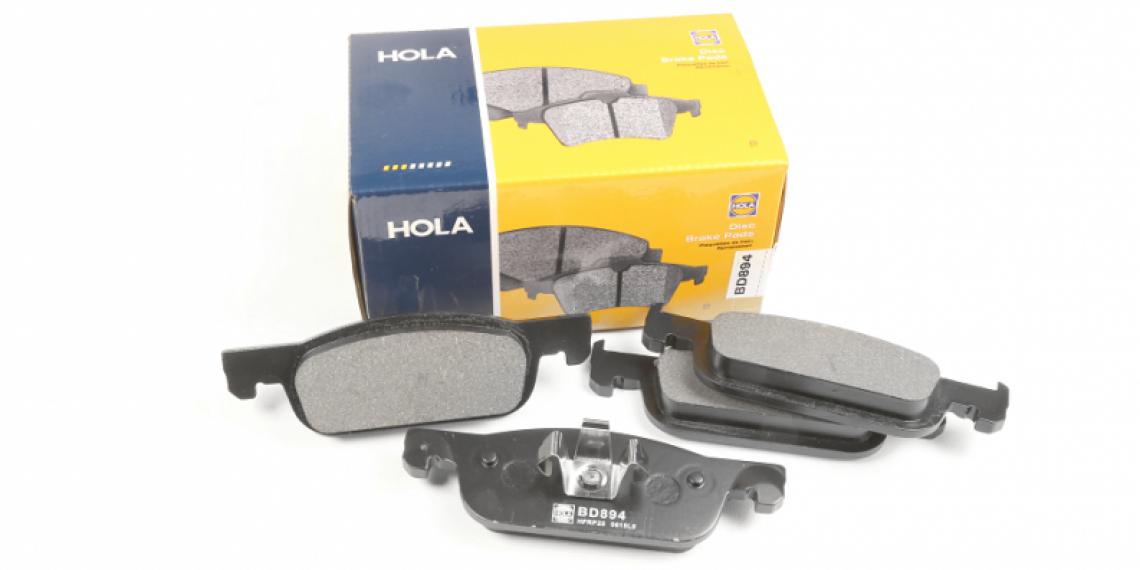 Тормозные колодки HOLA для Renault, Nissan и LADA