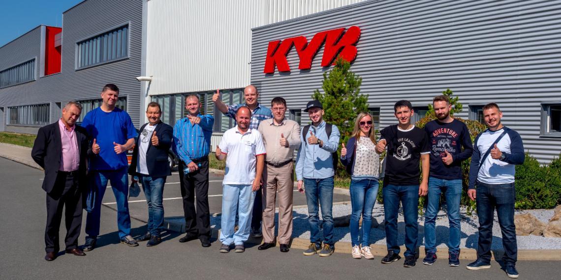 Третья волна программы KYB PROMO